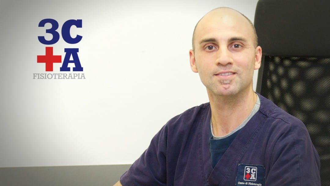 Fisioterapista Enrico Rizzo