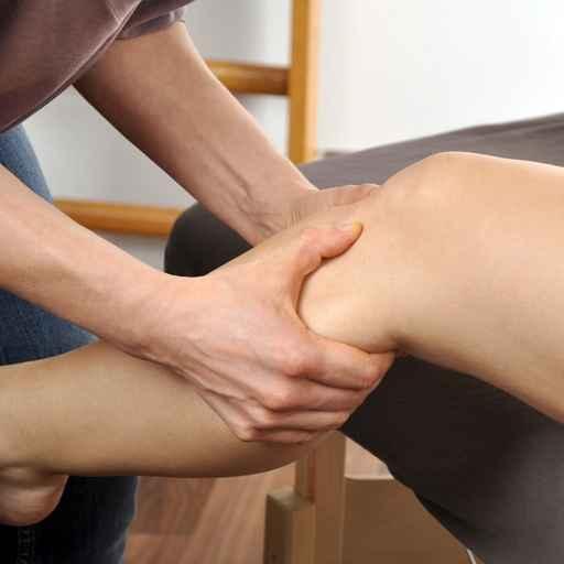 terapia manuale ginocchio fisioterapia roma