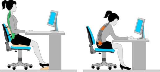 postura lavoro